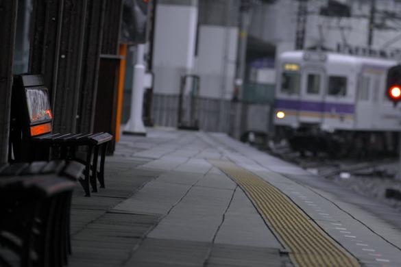 2015/11/15 南海汐見橋線 汐見橋