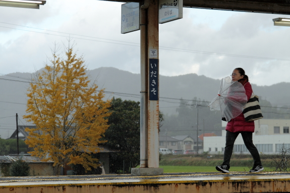 2015/11/27 和歌山電鐵貴志川線 伊太祈曽