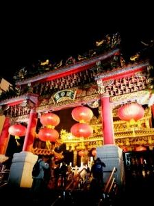 中華街お寺