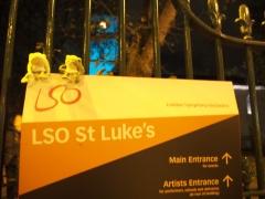 LSO St. Luke's