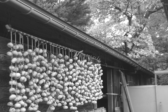 summar干し柿