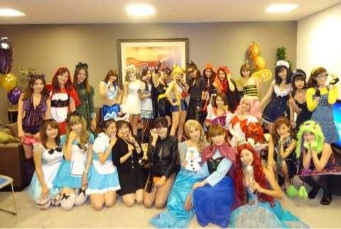 ハロウィンパーティ2