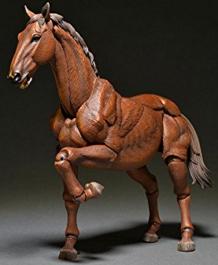 タケヤ式自在置物 馬 (可動フィギュア)