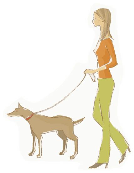 健康,散歩