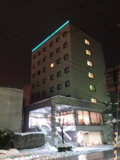 2014年12月20日 ホテル