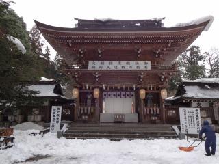 2014年12月21日 伊佐須美神社3