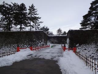 2014年12月21日 鶴ヶ城02