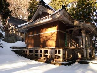 2014年12月28日 荒倉神社12