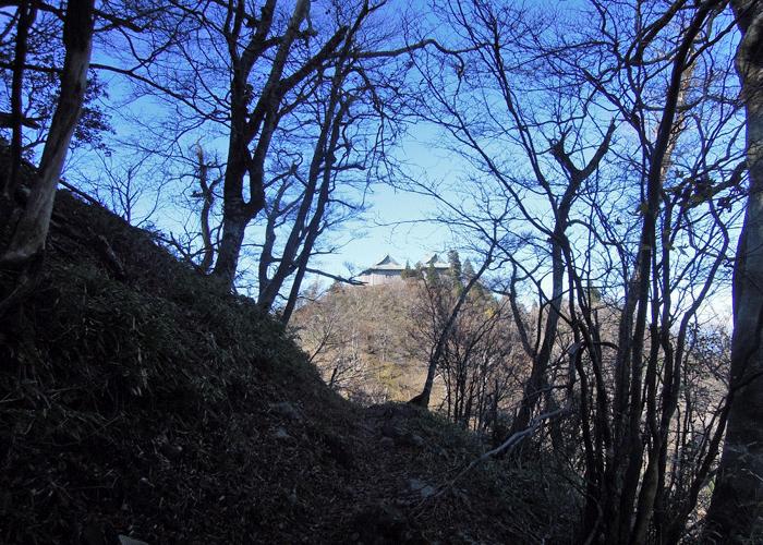 2015,11,3峰入り古道-37
