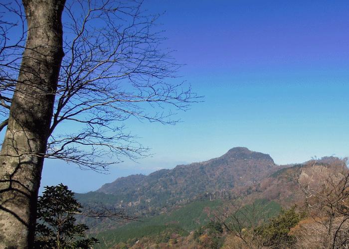 2015,11,3峰入り古道-25