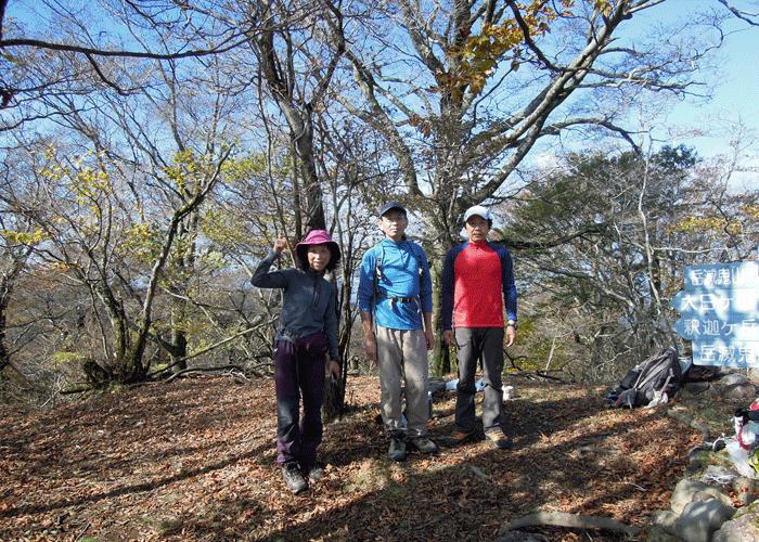 2015,11,3峰入り古道-19