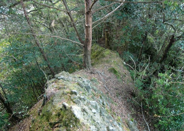 2015,11,3峰入り古道-6