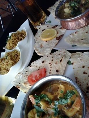 india レストラン