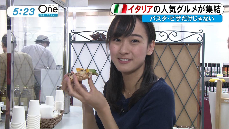 女子アナ画像.com  【東海テレビ】浦口史帆   肩ひもが見える 161023コメント