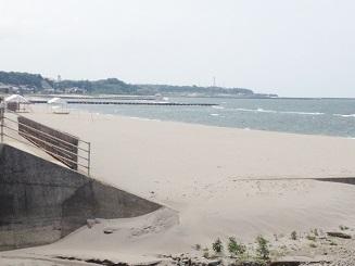 八橋海水浴場a