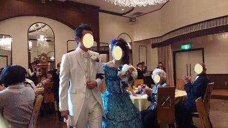 ゆう君結婚式
