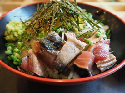 海鮮丼熊野