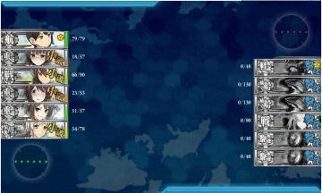 2015-1102 北方海域戦闘哨戒撃破