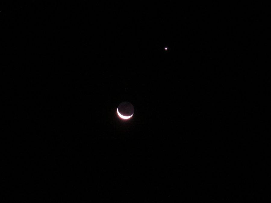 月と明けの明星2015-12-8-2-S自宅IMG_7826
