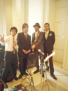 渡辺誠志の「SINGER SONG」