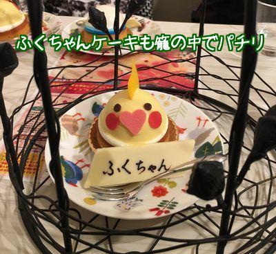 ふくちゃんケーキ3