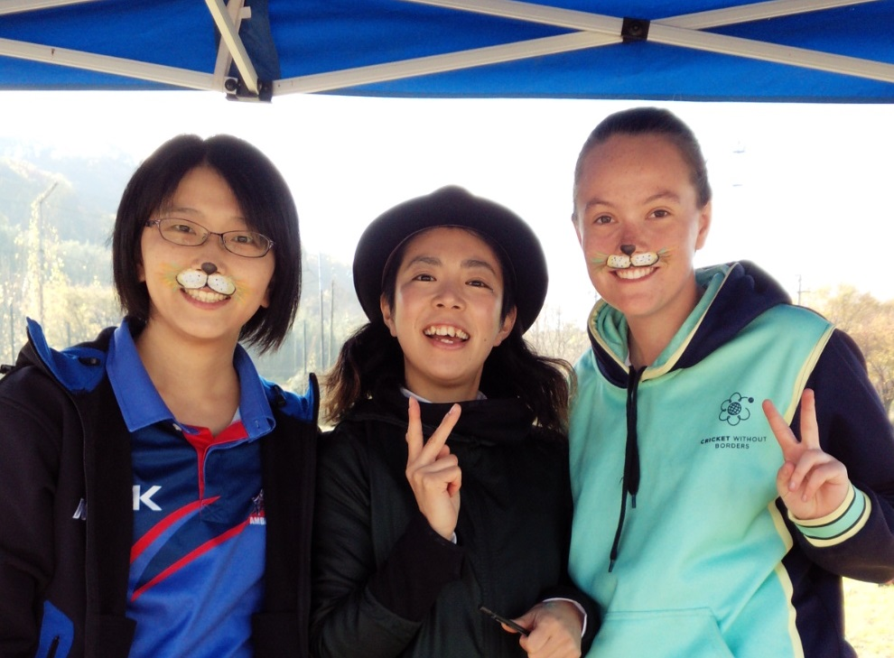 Masami, Shima, Charlotte