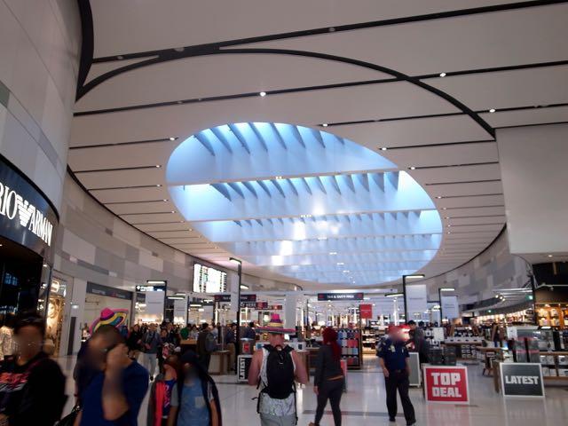 シドニー空港 - 1 (1)