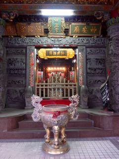 台南 廟 - 1