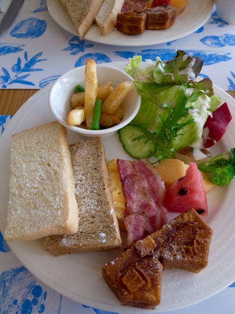 台南 JJWホテル 朝食 - 1 (3)