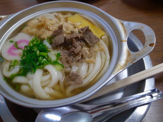 ことり 鍋焼きうどん - 1 (1)