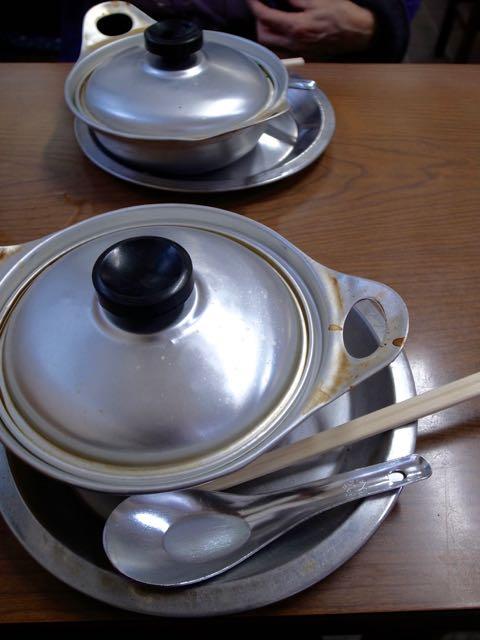 ことり 鍋焼きうどん - 1