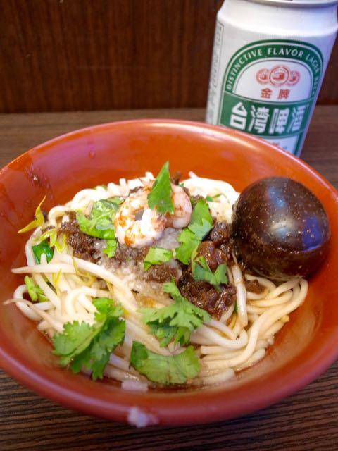洪芋頭担仔麺 - 1 (2)