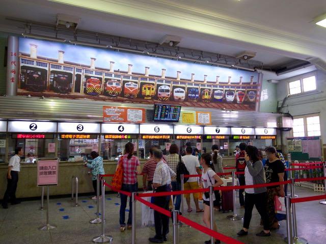 台南駅 - 1