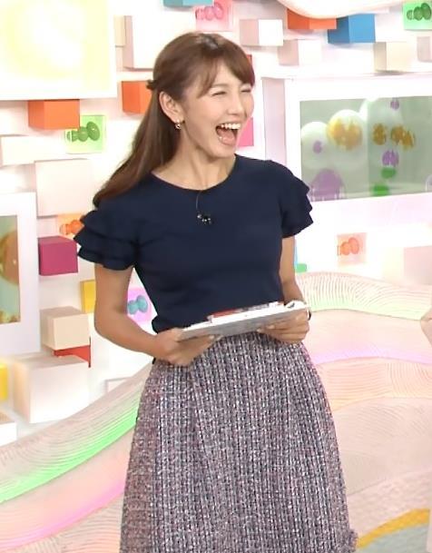 小澤陽子 横乳画像2