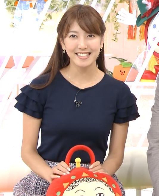 小澤陽子 横乳画像4