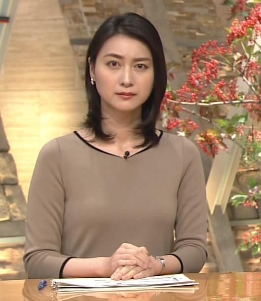 小川彩佳 おっぱい画像3