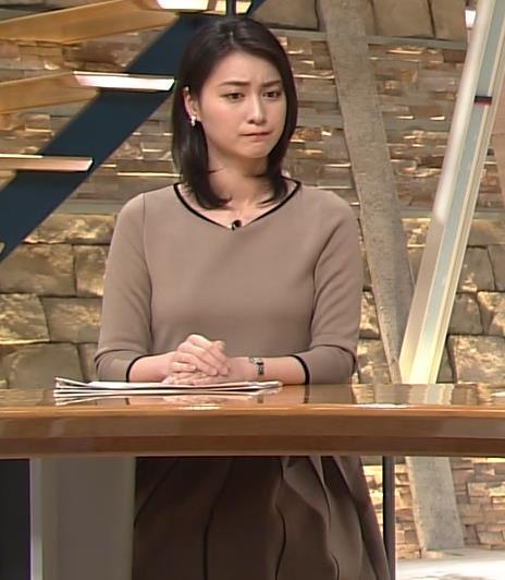 小川彩佳 おっぱい画像5