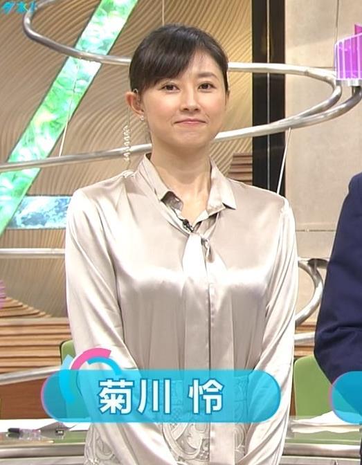 菊川怜 横乳画像2