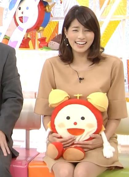永島優美 パンチラ画像3