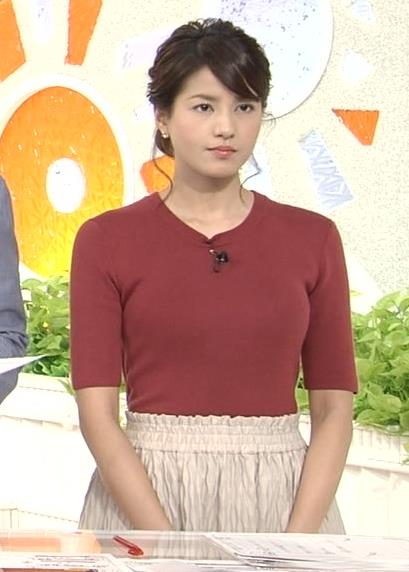 永島優美 巨乳画像5