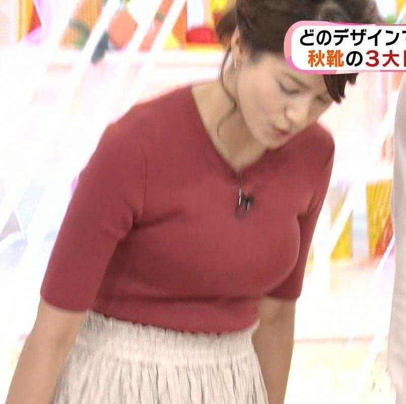 永島優美 巨乳画像11