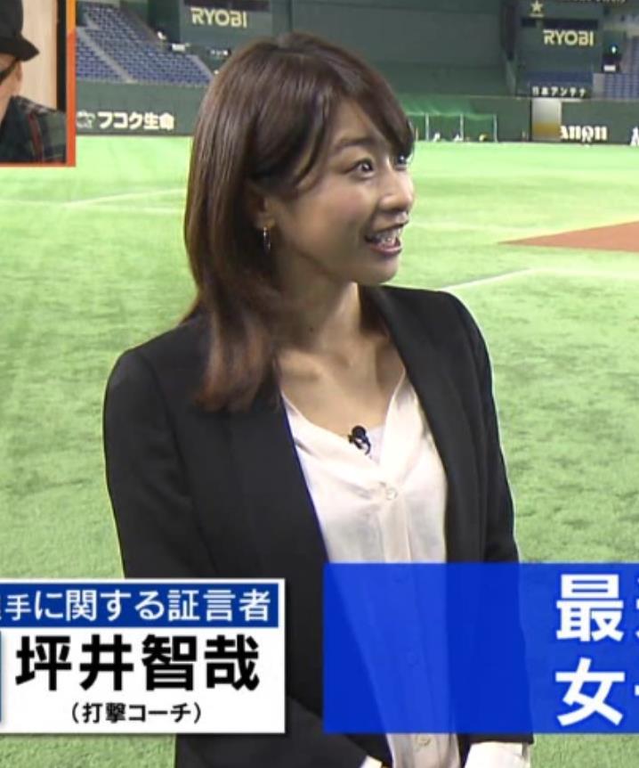 加藤綾子 太もも画像5