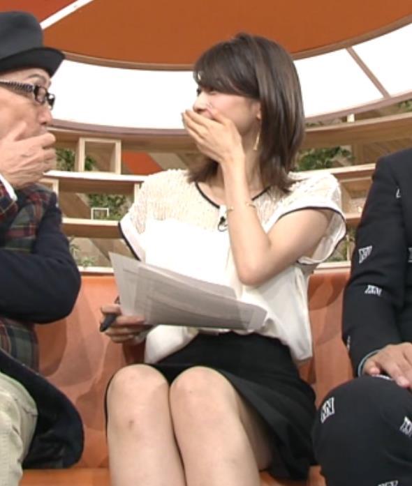 加藤綾子 太もも画像10