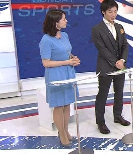 杉浦友紀 ワンピース画像8