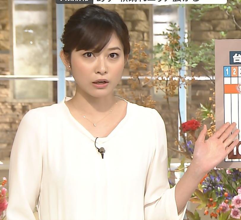久冨慶子 太もも画像8