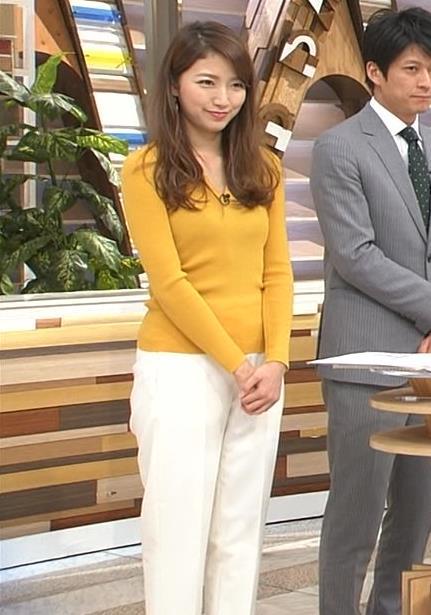 三田友梨佳 おっぱい画像2