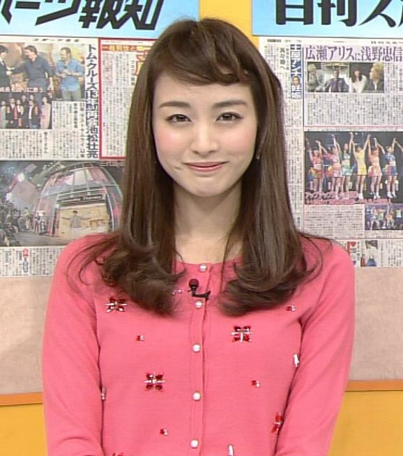 新井恵理那 おっぱい画像5