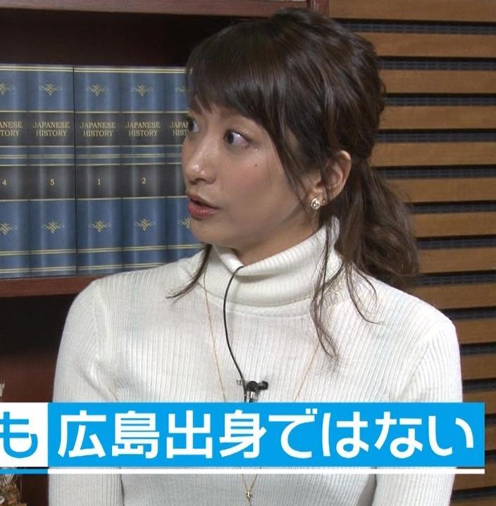 笹崎里菜 ニットおっぱい画像3