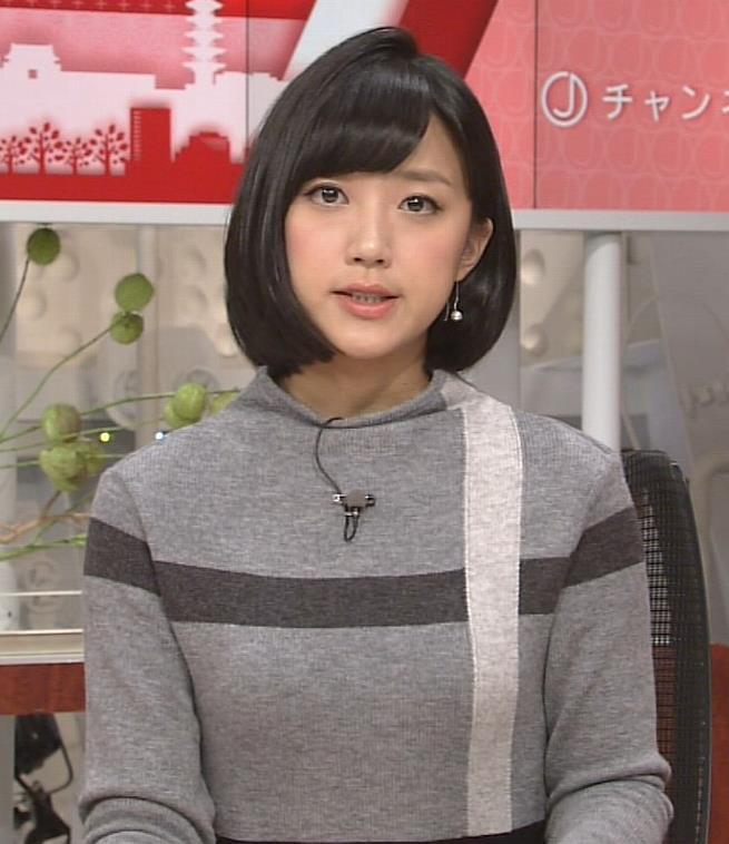 竹内由恵 ふくらみ画像4