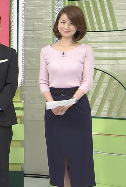 秋元玲奈 女子アナ画像6
